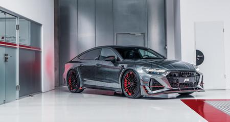 ABT vuelve aún más superlativo al Audi RS 7 Sportback en esta edición limitada de 740 CV y 920 Nm de par motor