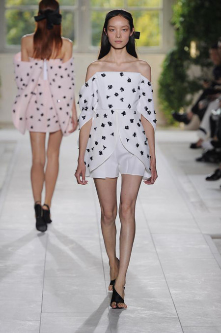 Balenciaga Primavera Verano 2014 Semana de la moda de Paris -3