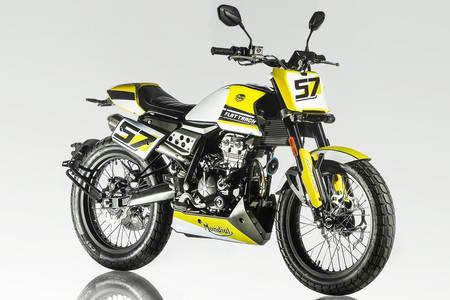 FB Mondial Flat Track 125: estilo americano para las motos sin carnet, por 3.795 euros