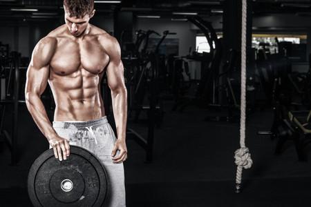 Entrenamiento HIIT con dos discos: los ejercicios que no te pueden faltar