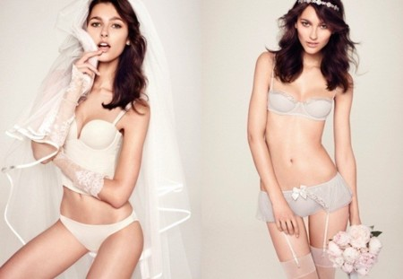 Women'Secret lanza ropa interior para novias: Just Married
