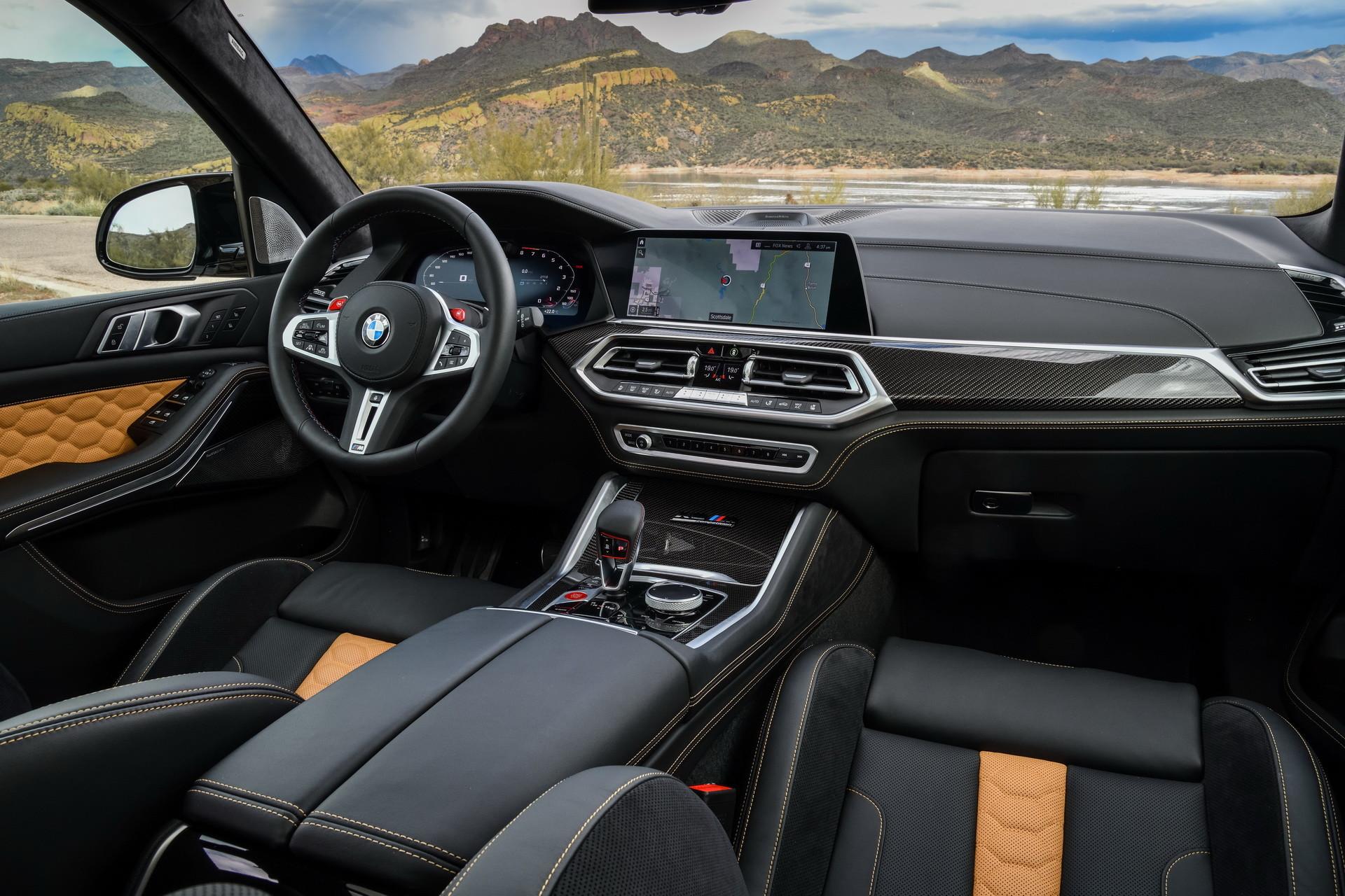 Foto de BMW X5 y X6 M Competition (14/31)