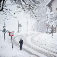 Una nevada como ninguna otra y temperaturas de -20º C: el histórico temporal que afronta España
