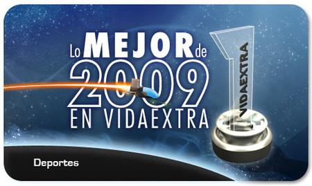 Lo mejor de 2009 en VidaExtra: candidatos para Deportes