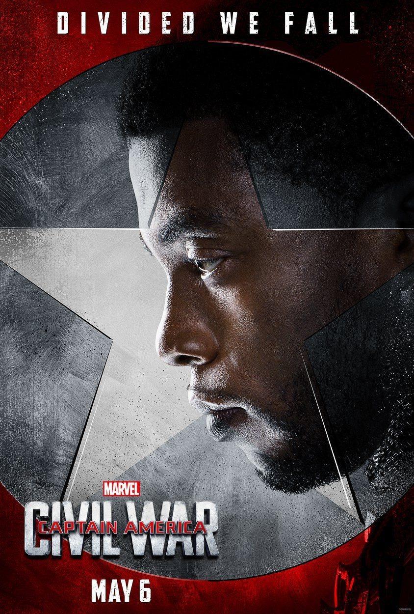 Foto de 'Capitán América: Civil War', nuevos carteles de los protagonistas (11/11)