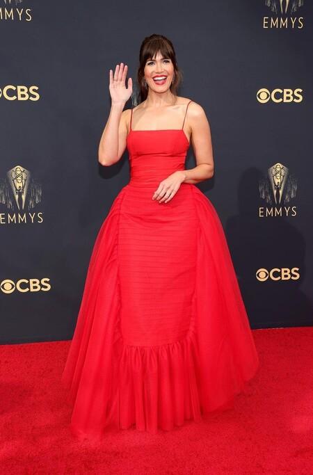 Mandy Moore De Carolina Herrera Emmy