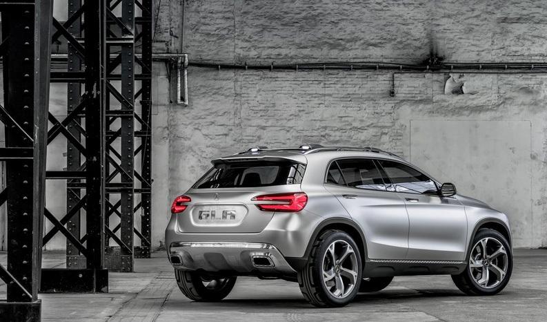 Foto de Mercedes-Benz GLA Concept (4/12)