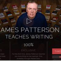 James Patterson te enseña a escribir (libros, claro)