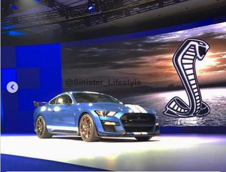 El primer Ford Mustang Shelby GT500 2020 será subastado