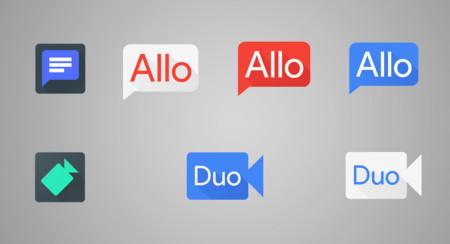Google Allo y Duo cambian sus iconos, preparándose para su lanzamiento