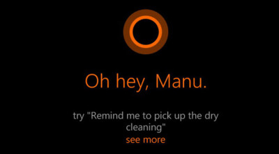 Cortana, cada vez más cerca de estar en Windows 9