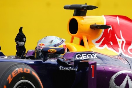 Sebastian Vettel gana en territorio comanche y ya iguala a Fernando Alonso