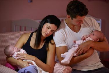 ¿Cuántas horas de sueño hemos perdido desde que somos padres? Una calculadora nos lo dice