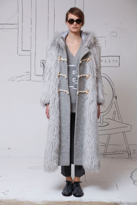 Band of Outsiders invierno 2014 2015 tendencias
