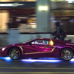 Foto 1 de 3 de la galería jokermobile en Motorpasión México