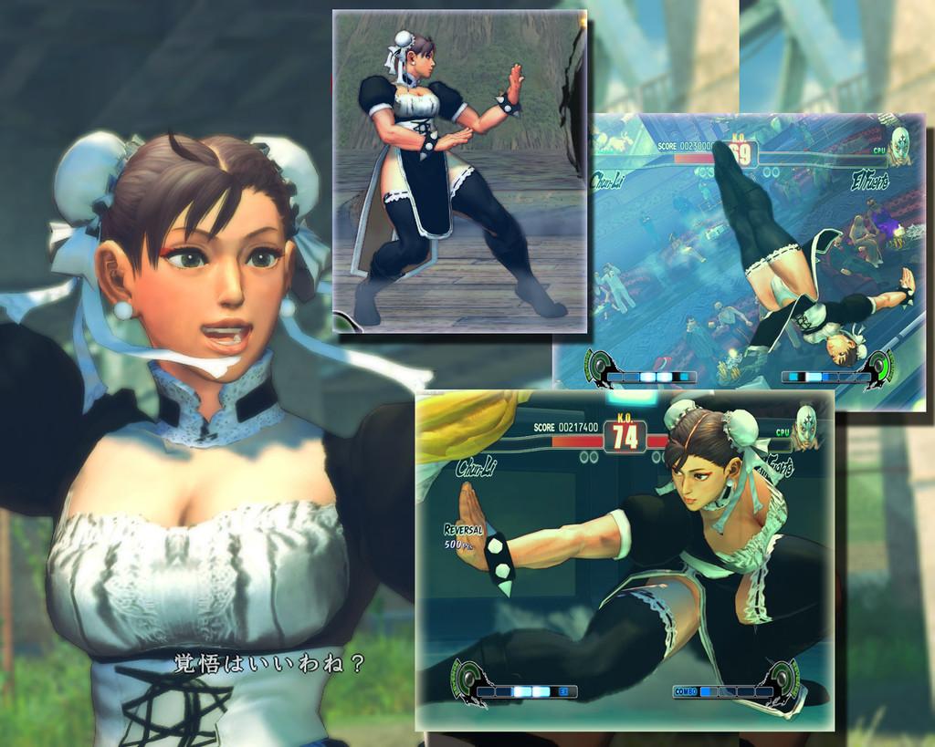Foto de 'Street Fighter IV' mods de personajes (8/23)