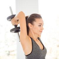 Los mejores ejercicios de tríceps que pueden hacer las mujeres para reducir la flacidez en los brazos