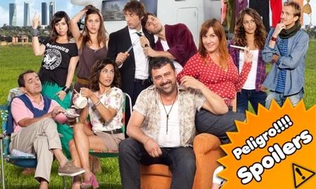 'Con el culo al aire', Antena 3 se reencuentra con la comedia