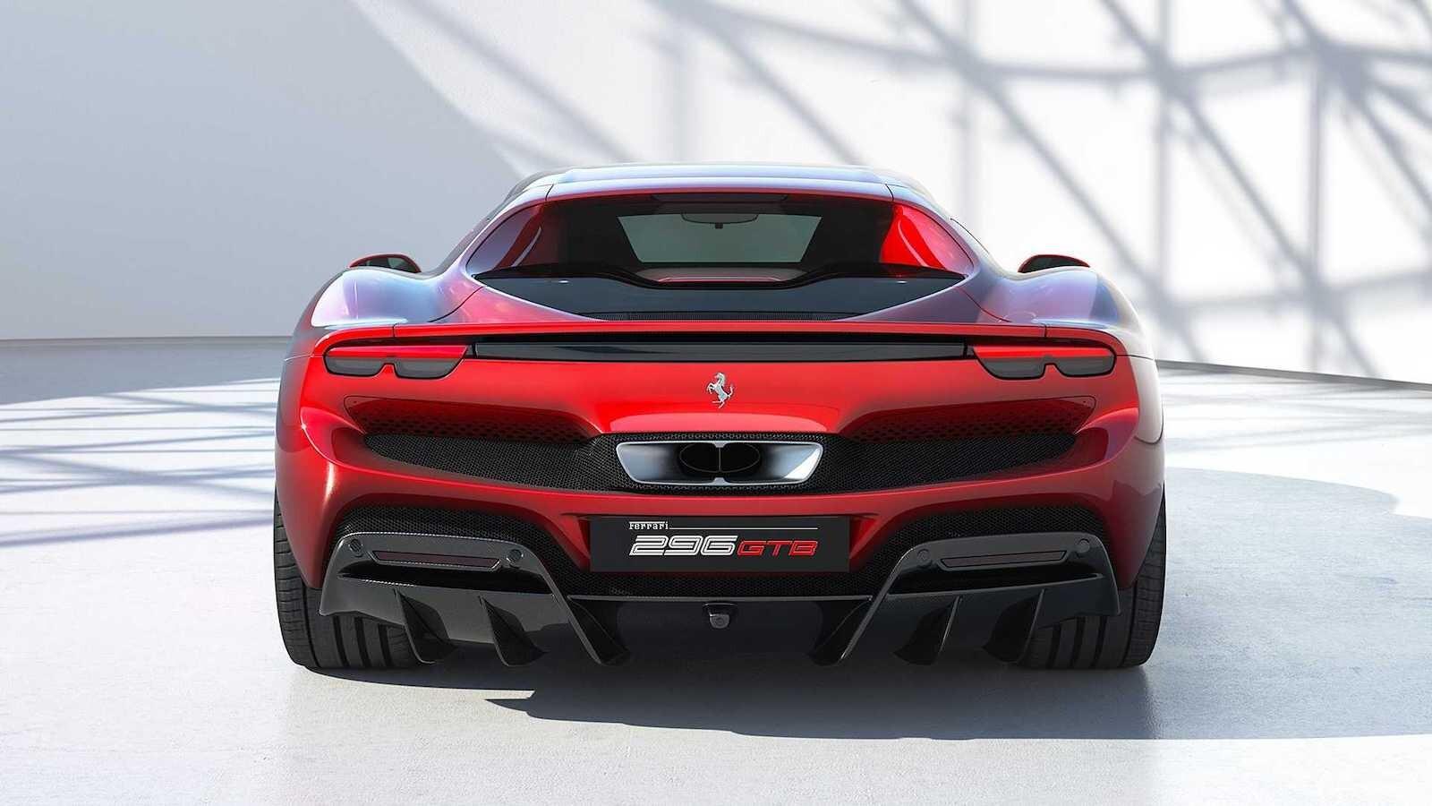 Foto de Ferrari 296 GTB (4/14)