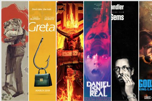Los 21 mejores carteles de cine de 2019