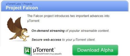 Project Falcon, controla el uTorrent de casa desde cualquier lugar con acceso a la Red