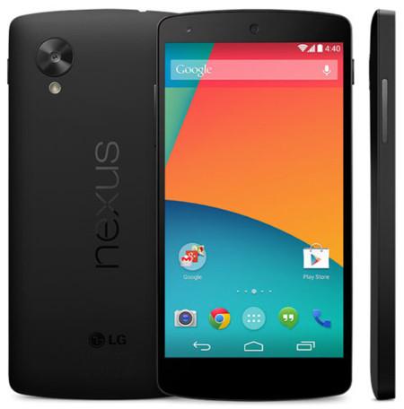 Nexus 5 y Android 4.4 presentados