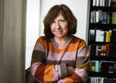 Svetlana Aleksiévich, Premio Nobel de Literatura 2015