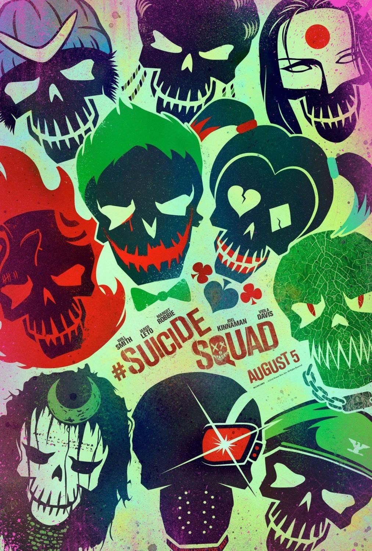 Foto de Carteles de 'Suicide Squad' (11/11)