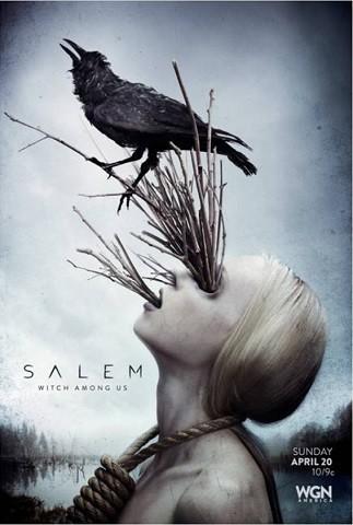 'Salem', fantásticos carteles y curioso tráiler de la prometedora primera serie de WGN America