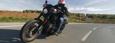 Muchas motos, muchas curvas y ¡hill climb! Así hemos vivido el Triple S con Harley-Davidson