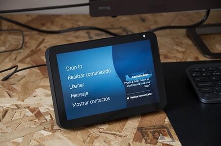 Alexa permitirá llamadas y videollamadas grupales y así puedes crear los grupos desde el móvil