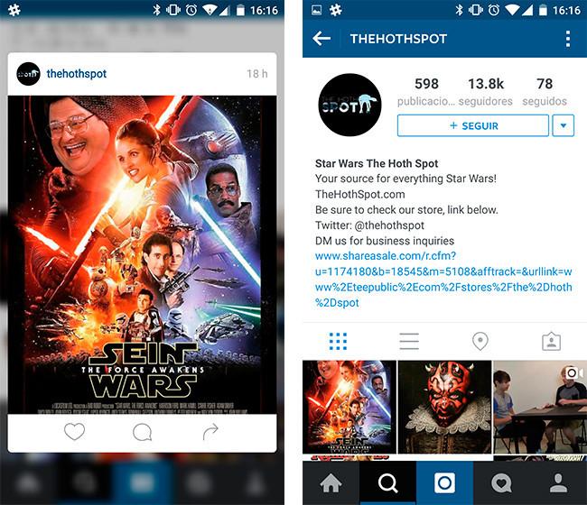 Las aplicaciones de Android se dejaron cautivar por 3D Touch