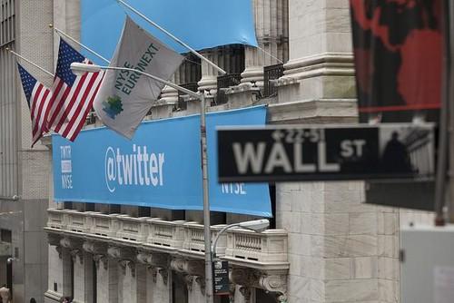 Twitter, subir facturación 74% molesta a los inversores
