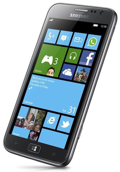 Nuevos datos confirman que Samsung prepara un Windows Phone, el SM-W750V