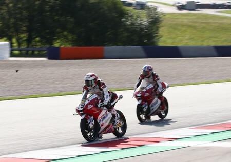 Kunii Austria Moto3 2021