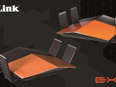 D-Link presenta EXO, su nueva línea de routers con WiFi AC y precio moderado