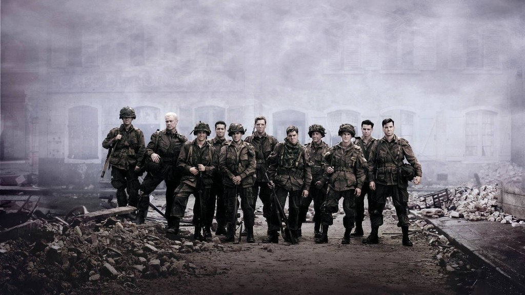 HBO se queda sin la nueva 'Band of Brothers' a manos de Apple, que la producirá con Spielberg, Tom Hanks y su nuevo estudio 'Masters'