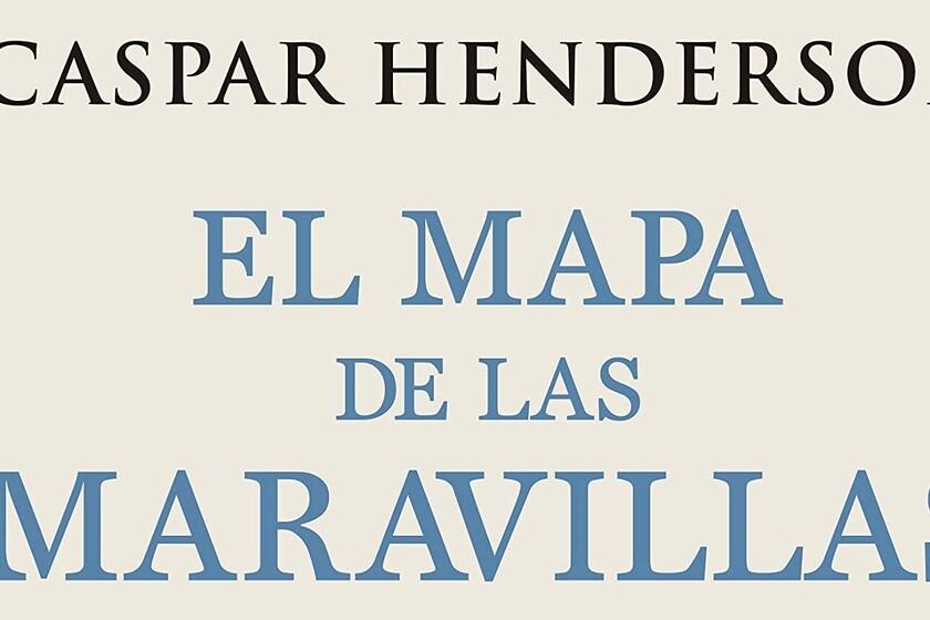 Caspar Henderson's 'Map of Wonders'