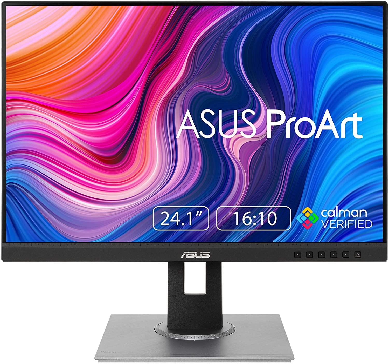 ASUS ProArt PA248QV - Pantalla para Ordenador Aluminum 100% (sRGB) et 100% Rec.709