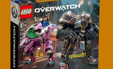 Estos son los seis próximos sets de LEGO Overwatch
