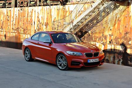 El nuevo BMW Serie 2 Coupé