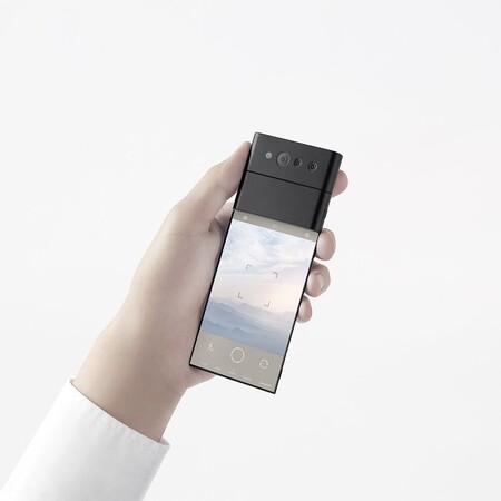 Oppo Concepto Smartphone Plegable Varias Partes