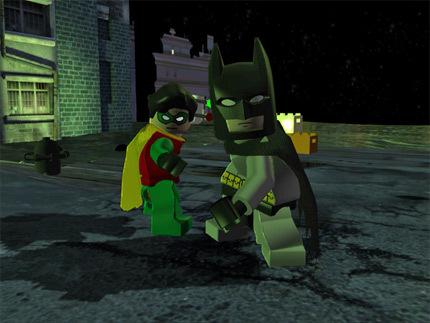 Nuevas imágenes de 'Lego Batman'