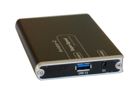 Carcasas con USB 3.0 para discos duros y SSD