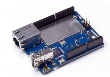 Arduino Yún combina la potencia de Arduino con la de Linux