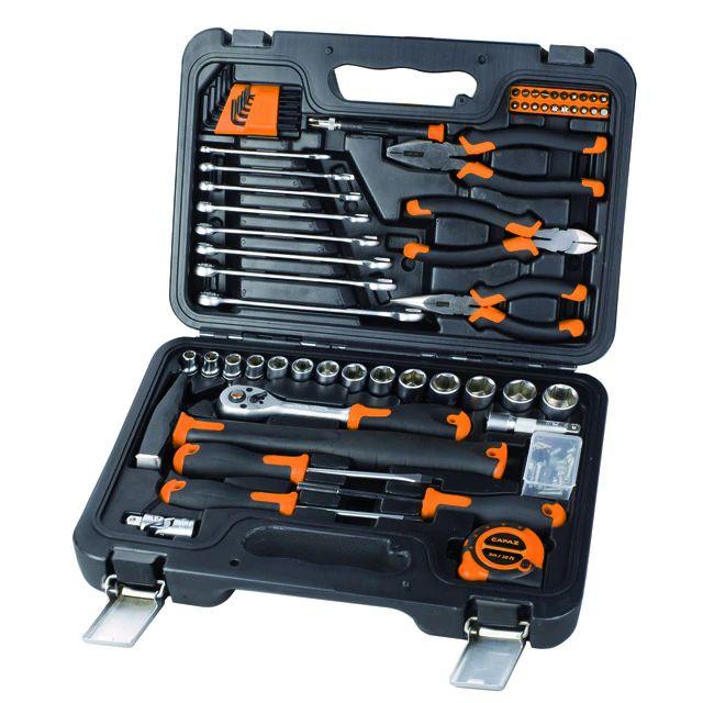 Maletín de herramientas de 101 piezas de Bricor Capaz