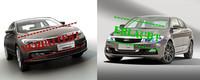 Se llama Qoros 3 Sedán, y no Qoros GQ3, porque así lo ha querido Audi (y el juez)