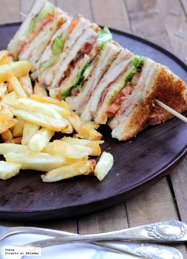Sandwich Club Dap