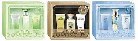 Kits de viaje también para perfumes