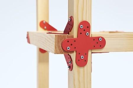 Une trozos de madera y construye tus propios muebles con Patch